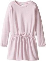 Splendid Littles Lurex Sweater Knit Dress (Toddler)