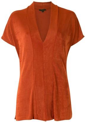 Alcaçuz Cristina V-neck T-shirt