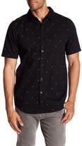 Volcom Ving Vex Short Sleeve Modern Fit Shirt