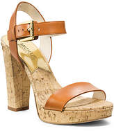 Michael Kors London Cork Platform Sandal