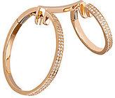 Repossi Women's Elliptiques Earring-PINK