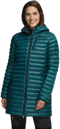 Marmot Avant Featherless Hooded Long Jacket - Women's