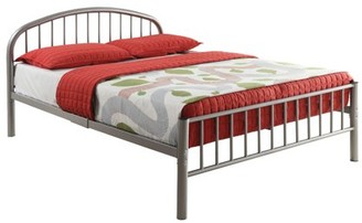 ACME Furniture ACME Cailyn Metal Bed with Headboard, Mutiple Sizes, Multiple Colors; Trundle Sold Separately