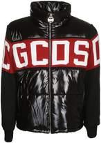 Gcds GCDS Logo Padded Down Jacket