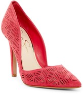 Jessica Simpson Charie Pointy Toe d'Orsay Pump