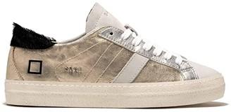 D.A.T.E Hill Low (Platinum) Women's Shoes