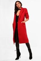 boohoo Megan Tailored Coat