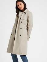 Thumbnail for your product : Banana Republic Petite Essential Trench Coat