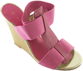 C Label Pink Stretch Momo Sandal