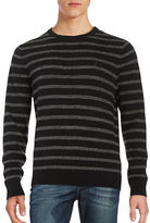Nautica Striped Crewneck Sweater