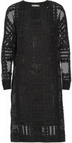 By Malene Birger Gioian embroidered organza dress