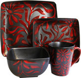 Asstd National Brand Daisy 16-pc. Dinnerware Set