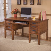 Signature Design by Ashley Cross Island Storage Desk