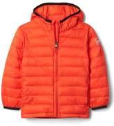 ColdControl Lite puffer hoodie