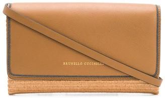 Brunello Cucinelli Woven Belt Bag
