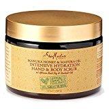 Shea Moisture SheaMoisture 12 oz Manuka Honey & Mafura Oil Intensive Hydration Body Scrub (Pack of 4)