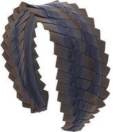 Pleated Grosgrain Headband