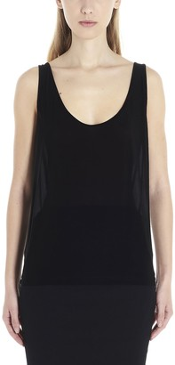 Rick Owens Loose Tank Top