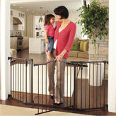 North States Supergate Deluxe Dcor Gate