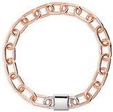 Alexander Wang Women's Double Lock Necklace