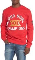 Mitchell & Ness Men's San Francisco 49Ers Championship Sweatshirt