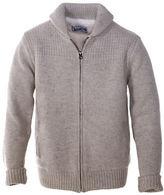 Schott NYC Shawl Collar Sweater Jacket