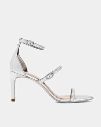 Ted Baker TRIAM Metallic triple strap sandals