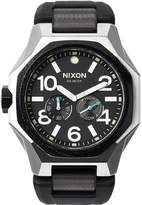 Nixon Men's Tangent A505000 Rubber Swiss Quartz Watch