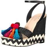 Kate Spade Women's Delancey Wedge Sandal,9 M US