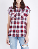 Rails Sawyer checked shirt