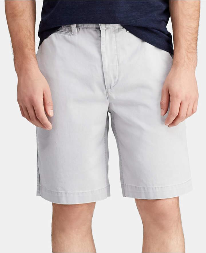 640b0daf4 Polo Ralph Lauren Gray Men s Shorts - ShopStyle