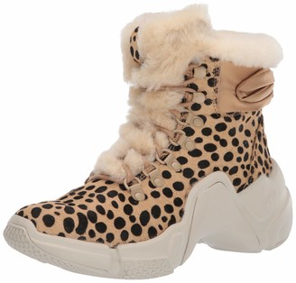 Mark Nason Los Angeles Women's Alpine Shearling Boot Fashion