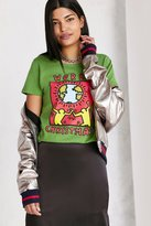 Junk Food Clothing Keith Haring Holiday Tee
