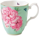 Royal Albert Miranda Kerr for Friendship Vintage Green Mug
