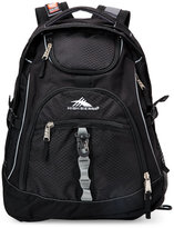 High Sierra Black Access Backpack