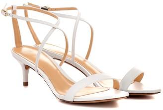Alexandre Birman Smart Cocktail 50 leather sandals
