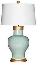 Barclay Butera For Bradburn Home Cleo Celedon Table Lamp - Cream Glaze