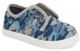 Toms Toddler Boy's Paseo Sneaker