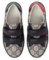 Gucci Boy's New Ace Monogram Sneaker