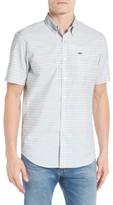 Hurley Men's Sound Dri-Fit Print Woven Shirt