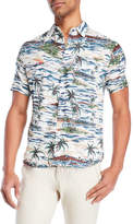 Bellfield Tropical Print Shirt