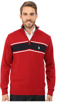 U.S. Polo Assn. 1/4 Zip Sweater
