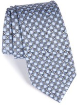 Nordstrom Men's Neat Medallion Silk Tie