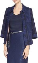 St. John Khari Sequined Knit Jacket