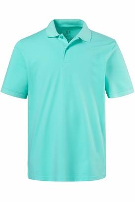 JP 1880 Men's Big & Tall Everyday Crew Neck T-Shirt Orange XXXXXXX-Large 702558 65-7XL