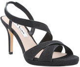 Nina Women's Brilyn Asymmetrical Platform Sandal