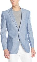 Tommy Hilfiger Men's Gibbs Two-Button Linen-Blend Sport Coat