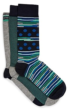 Ted Baker Mxg Chero Assorted 3-Pack Sock Set
