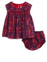 Tea Collection Infant Girl's Culzean Castle Dress