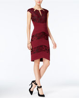 Jax Lace Bandage Sheath Dress